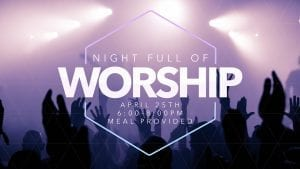 Night Full of Worship MS April-01 – Justin Coats